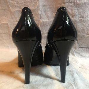Nine West Shoes - NWOB Nine West SHINY Black Heels
